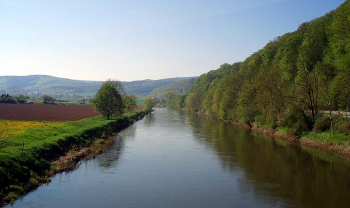 Река Верра, фото