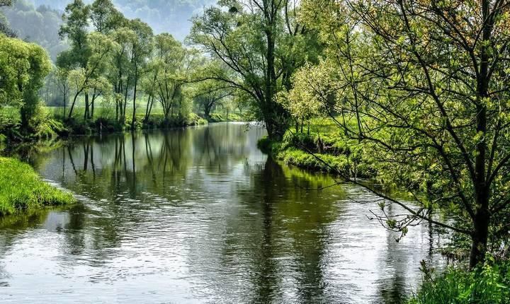 Река Ягст, фото