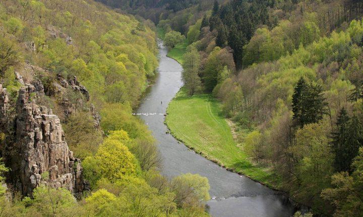 Река Йиглава, фото
