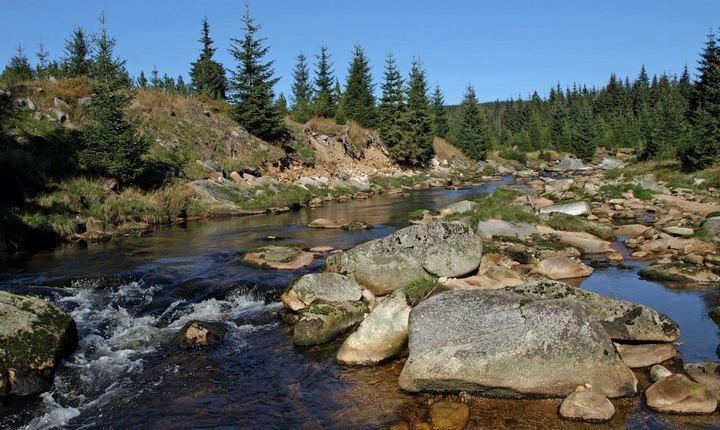 Река Йизера, фото