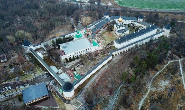Саввино-Сторожевский монастырь, фото