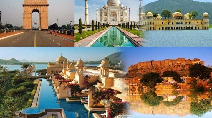 Тест, Географические особенности Индии, фото