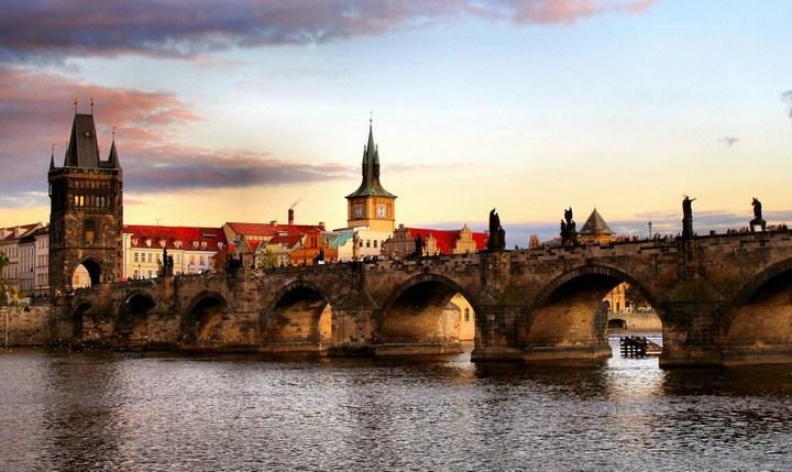 Карлов мост, фото