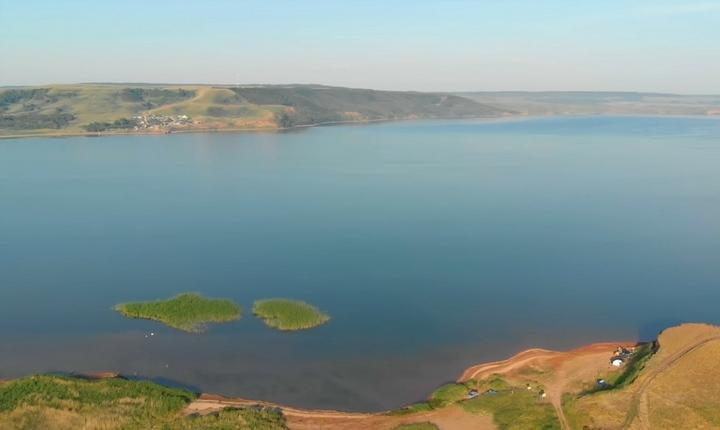 Озеро Аслыкуль, фото