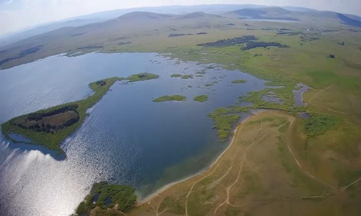 Озеро Атавды, фото