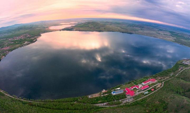 Озеро Банное, фото