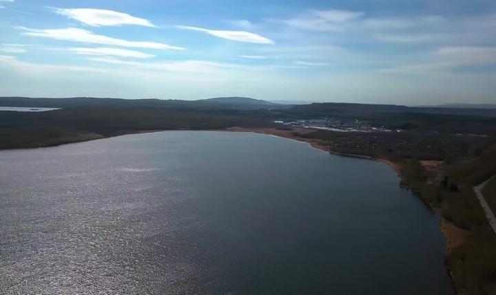 Озеро Большие Учалы, фото