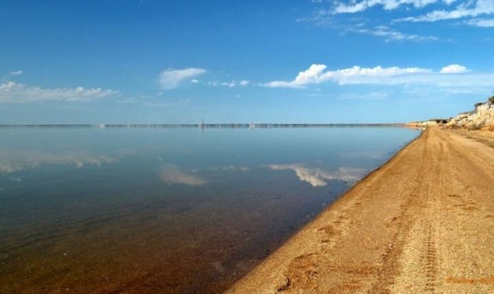 Озеро Большое Яровое, фото
