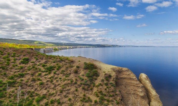 Озеро Боткуль, фото