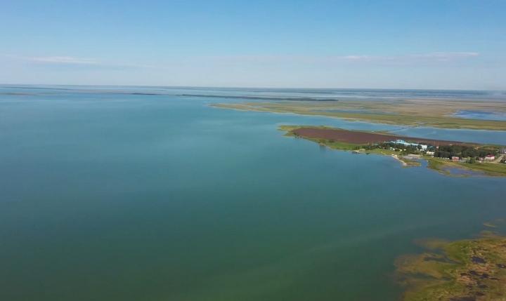 Озеро Чаны, фото