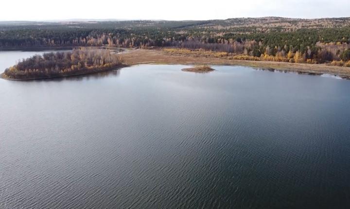 Озеро Чебаркуль, фото