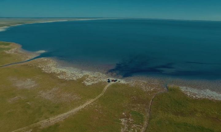 Озеро Эбейты, фото