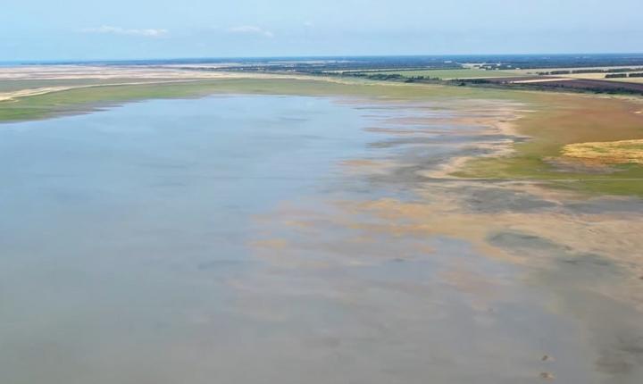 Озеро Ханское, фото