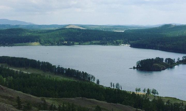 Озеро Калкан, фото