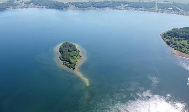 Озеро Кандрыкуль, фото