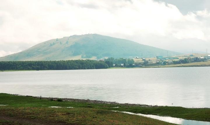 Озеро Карабалыкты, фото