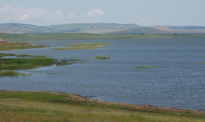 Озеро Култубан, фото
