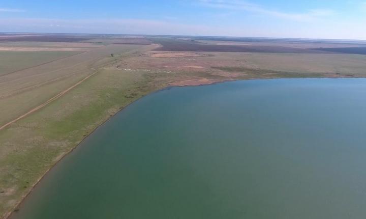 Озеро Кулундинское, фото