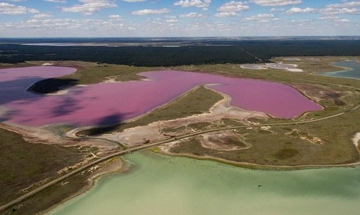 Озеро Малиновое, фото