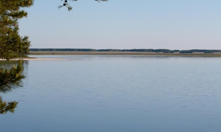 Озеро Медвежье, фото