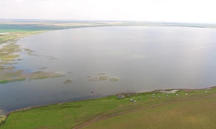 Озеро Мулдаккуль, фото