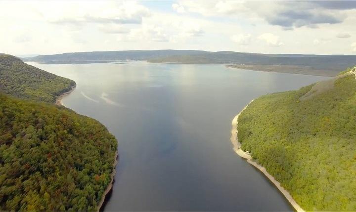 Озеро Нугуш, фото