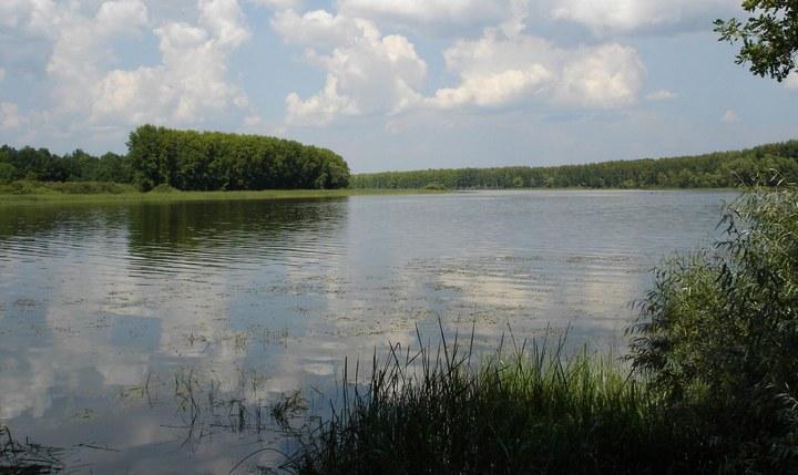 Озеро Шамсутдин, фото