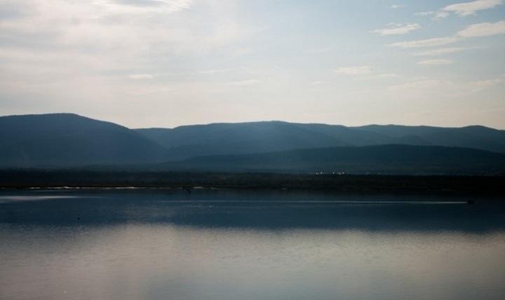 Озеро Сабакты, фото