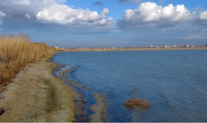 Озеро Сакское, фото