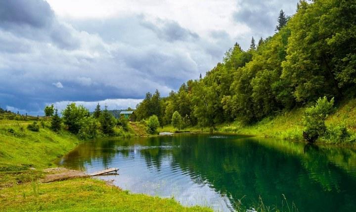 Озеро Сарвинское, фото