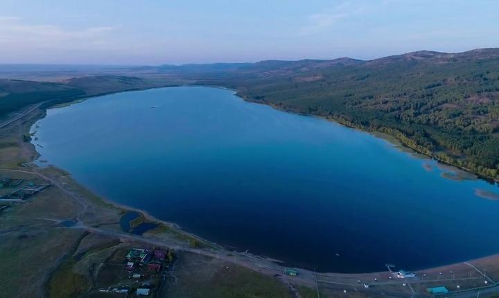 Озеро Талкас, фото