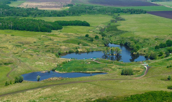 Озеро Тугарсалган, фото