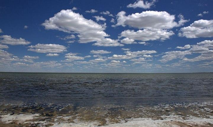 Озеро Ульжай, фото