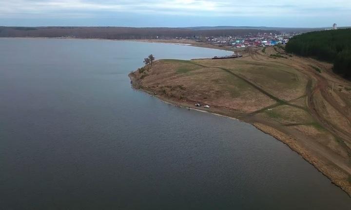 Озеро Ургун, фото