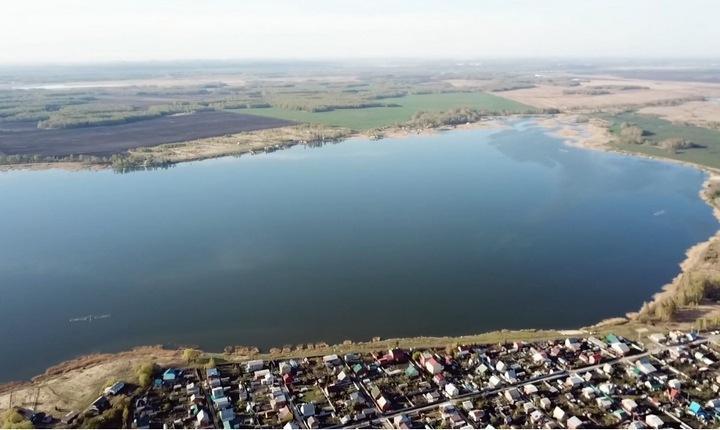 Озеро Узункуль, фото
