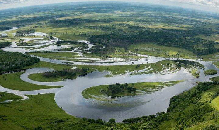 Река Тавда, фото