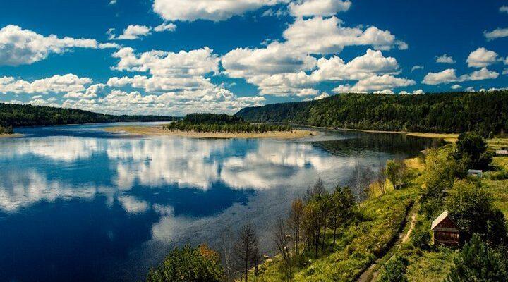Река Зея, фото