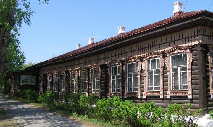 Тавдинский музей лесной и деревообрабатывающей промышленности, фото