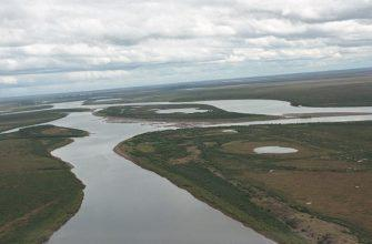 Река Анадырь, фото