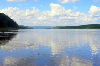 Река Тасеева, фото