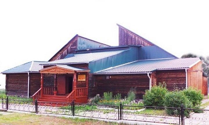 Тасеевский краеведческий музей, фото