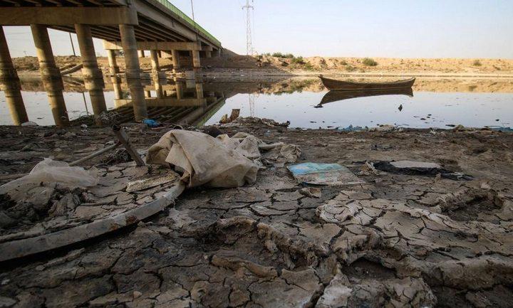 Экологические проблемы реки Евфрат, фото
