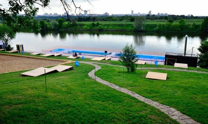 Филёвский парк, фото