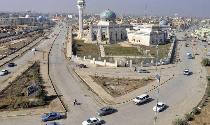 Город Эр-Рамади, фото