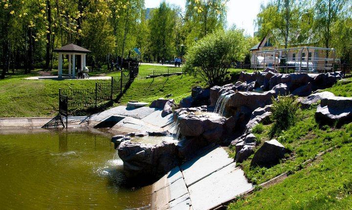 Лианозовский парк культуры и отдыха, фото