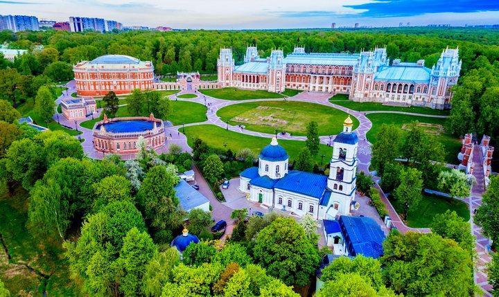 Музей заповедник «Царицыно», фото