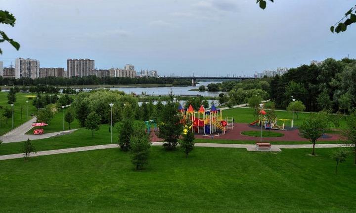 Парк 50-летия Октября, фото