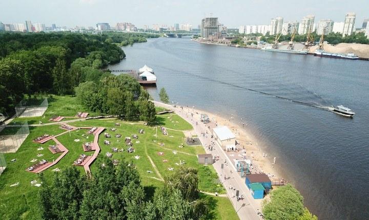 Парк «Северное Тушино», фото