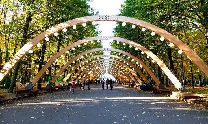 Парк «Сокольники», фото