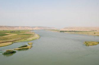 Река Евфрат, фото